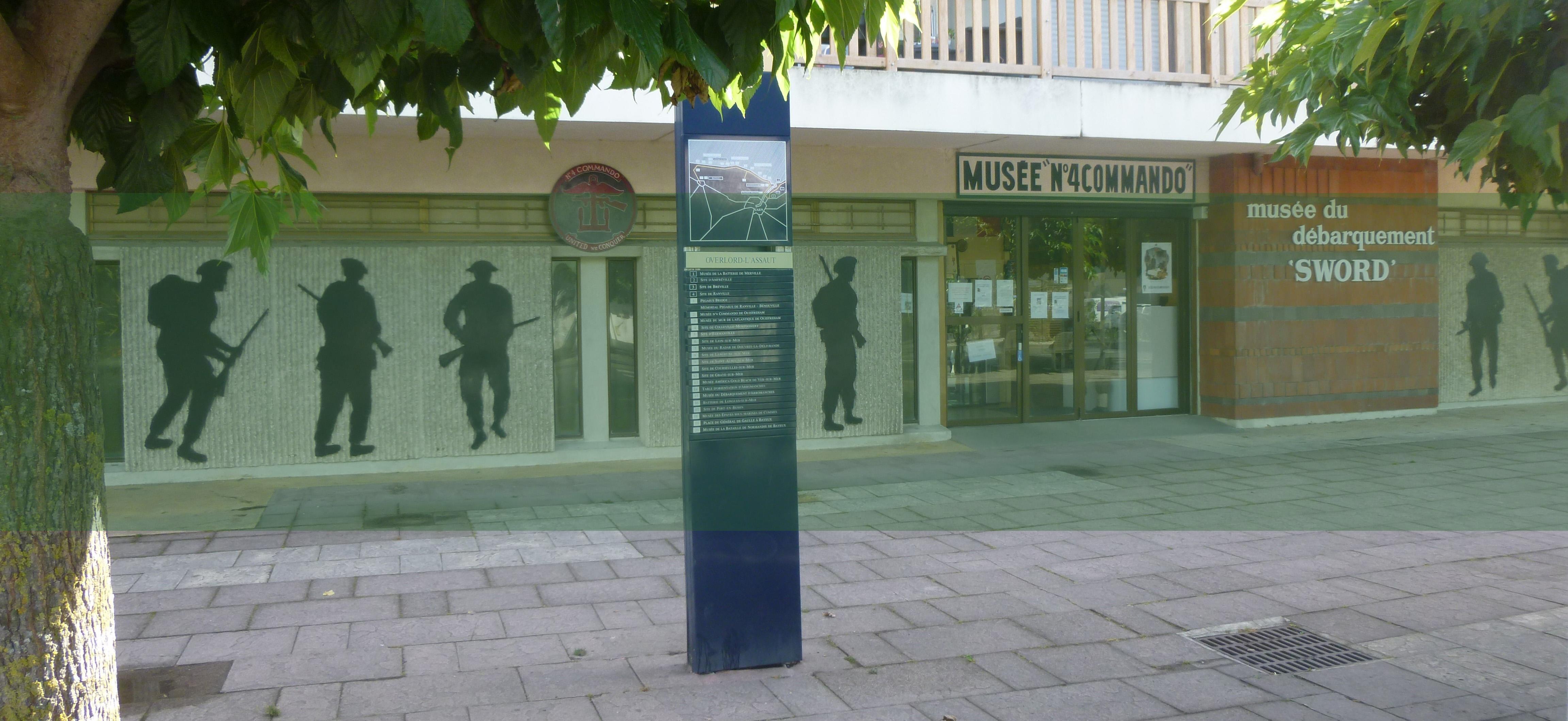 Musée n°4 Commando